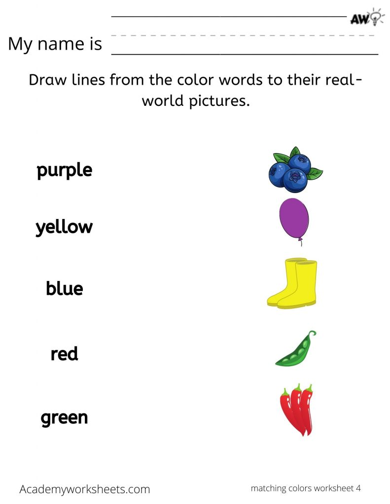 spell your color